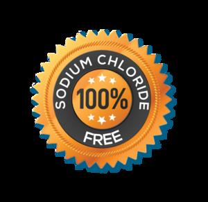 100%+Sodium+Chloride+Free